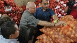 Cadena Agroalimentaria aprueba importación de 10 mil quintales más de cebolla para diciembre