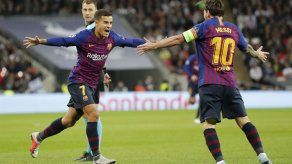 Ausente Messi