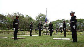 Realizan acto de conmemoración a los caídos del 20 de diciembre de 1989