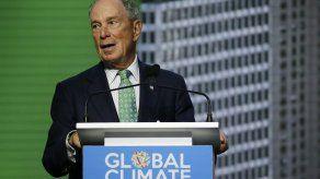 ONU designa a Bloomberg enviado especial sobre clima