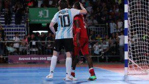 Futsal panameño se despide de Buenos Aires