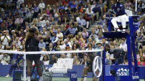 ITF apoya a juez que sancionó a Williams en final de US Open