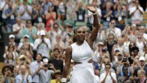 Williams avanza a cuarta ronda en Wimbledon