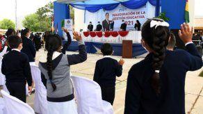 Bolivia inaugura año escolar a través de internet