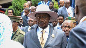 Museveni gana las elecciones presidenciales de Uganda con un 58