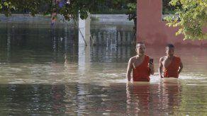 Camboya: 10.000 evacuados por inundaciones