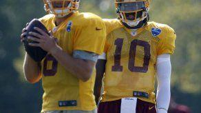 Kirk Cousins desplaza a Griffin como QB titular de Redskins