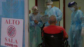 Situación de COVID-19 en los hospitales es extremadamente grave