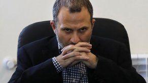 EEUU sanciona a excanciller libanés