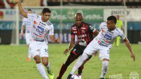 Alajuelense venció a San Carlos en duelo de panas